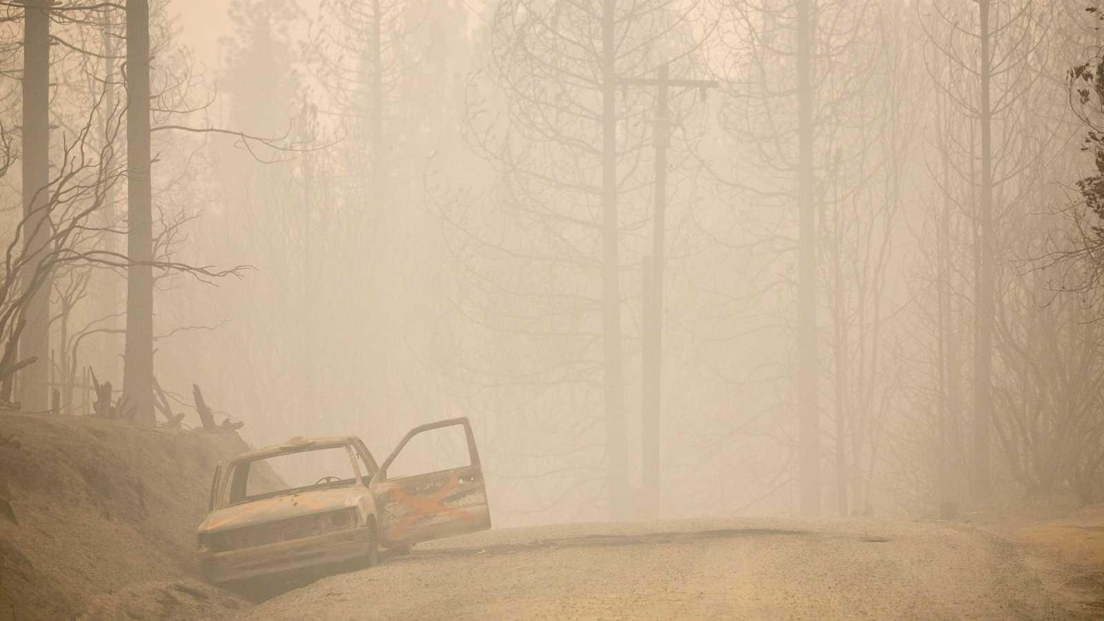 Informe Semanal - Vivir con el fuego - ver ahora