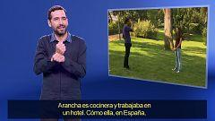 En lengua de signos - 20/09/20