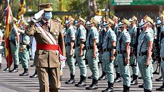 La Legión española cumple cien años