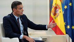 Sánchez no contempla un confinamiento del país