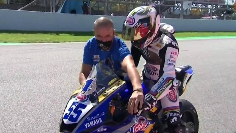 Vídeo: Locatelli, campeón del mundo de Supersport tras vencer en Montmeló