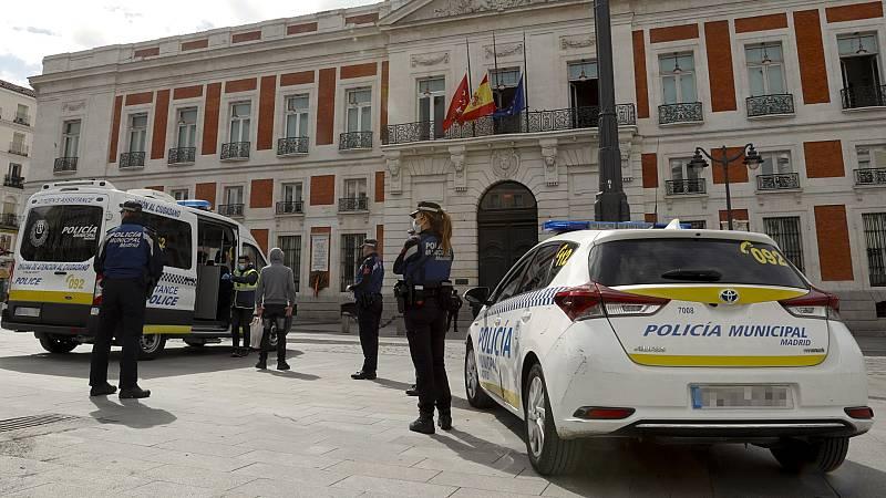Madrid desplegará más de 200 agentes para controlar las nuevas restricciones