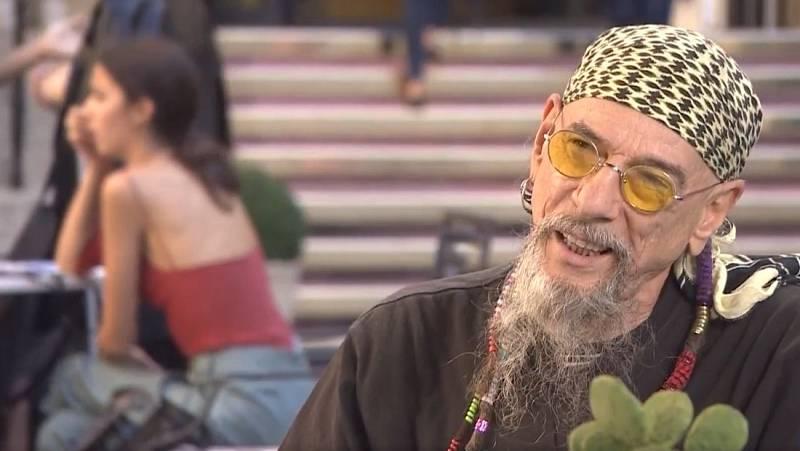 'El Drogas' lleva el rock a San Sebastián con un documental sobre su vida