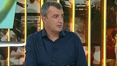 """Javier Guillén: """"No hay ningún dato objetivo para pensar en la cancelación de la Vuelta"""""""