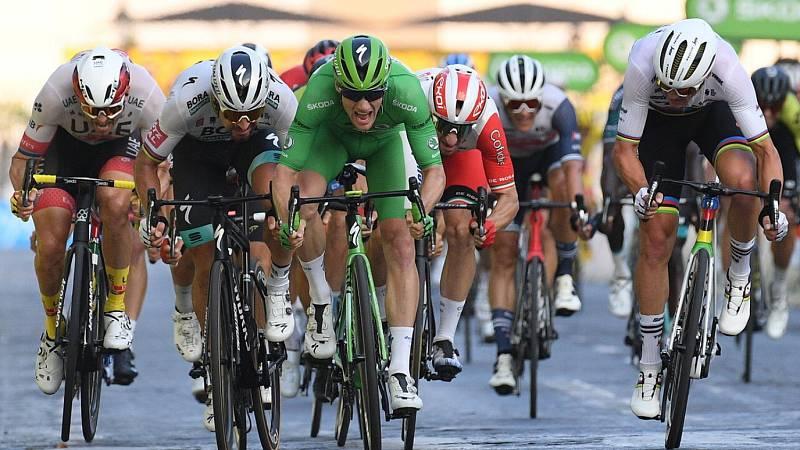 Ciclismo - Tour de Francia - 21ª etapa: Mantes La Jolie - Paris Champs Elysées  - ver ahora