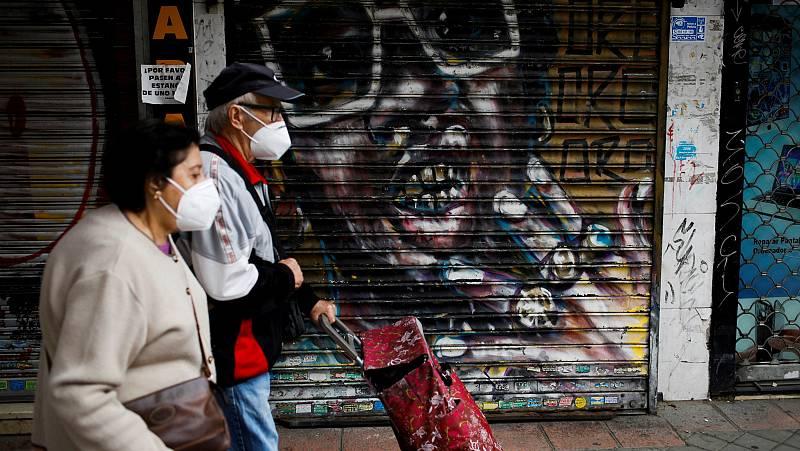 Las familias se reorganizan ante las nuevas medidas en Madrid