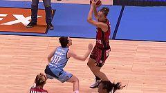 Baloncesto - Liga femenina Endesa 1ª jornada: Spar Girona - Movistar Estudiantes