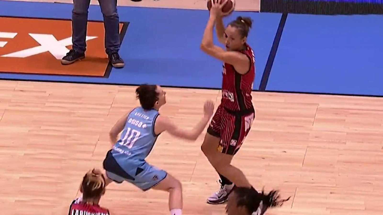 Baloncesto - Liga femenina Endesa 1ª jornada: Spar Girona - Movistar Estudiantes. Desde Girona - ver ahora
