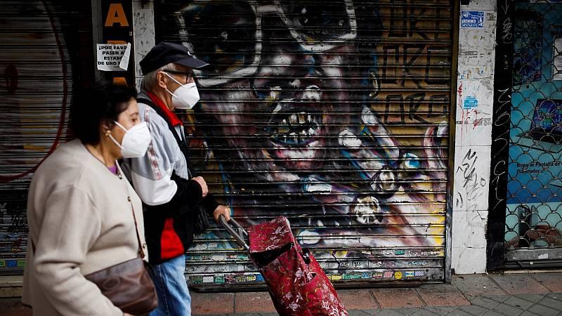 Madrid restringe desde este lunes la movilidad en las 37 áreas con mayor incidencia de COVID-19