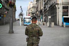 """La Comunidad de Madrid pedirá ayuda al Ejército """"cuando sea necesario"""" para combatir la COVID-19"""
