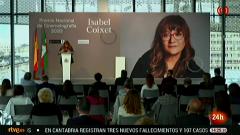 Isabel Coixet dedica el Premio Nacional de Cinematografía a las cineastas que empiezan