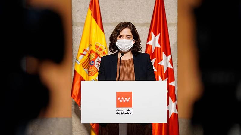 Ayuso pedirá a Sánchez ayuda del Ejército para reforzar la atención primaria en Madrid