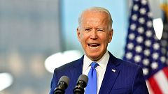 "Biden asegura que el plan de Trump para reemplazar a Ginsburg es un ""abuso de poder"""