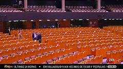 Parlamento - Otros parlamentos - Debate sobre el estado de la UE, con el europarlamento a medio gas - 19/09/2020