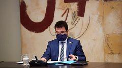 """Aragonés estudiaría una reforma del delito de sedición, pero lo ve una solución """"parcial"""""""