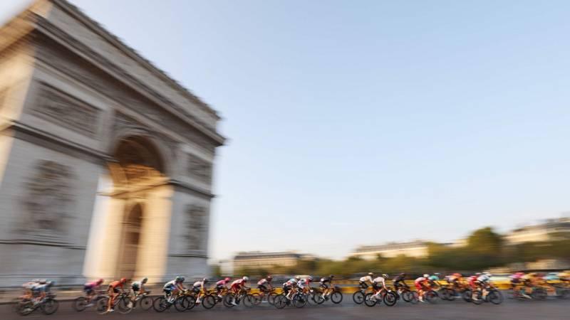 Tour 2020 | Así fue la etapa 21 del Tour de Francia