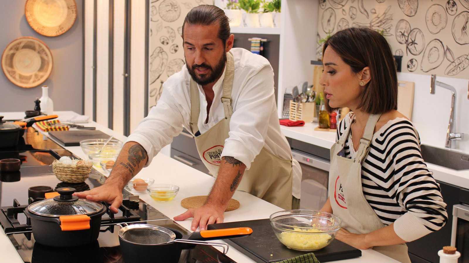 Cocina al punto con Peña y Tamara - Huevo - ver ahora