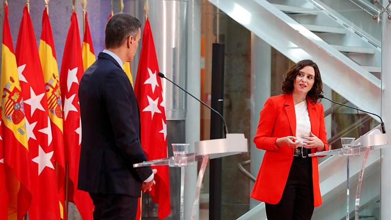 """Ayuso asegura que el problema en Atención Primaria es """"de toda España"""" y no solo de Madrid"""