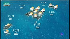 El temps a les Illes Balears - 21/09/20