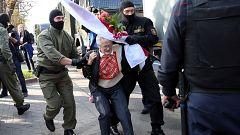 Nina Bahinskaya, la bisabuela que desafía a Lukashenko en Bielorrusia
