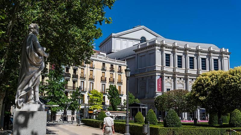 El Teatro Real asegura que se cumplió la normativa de seguridad, tras la suspensión de una función por las protestas del público