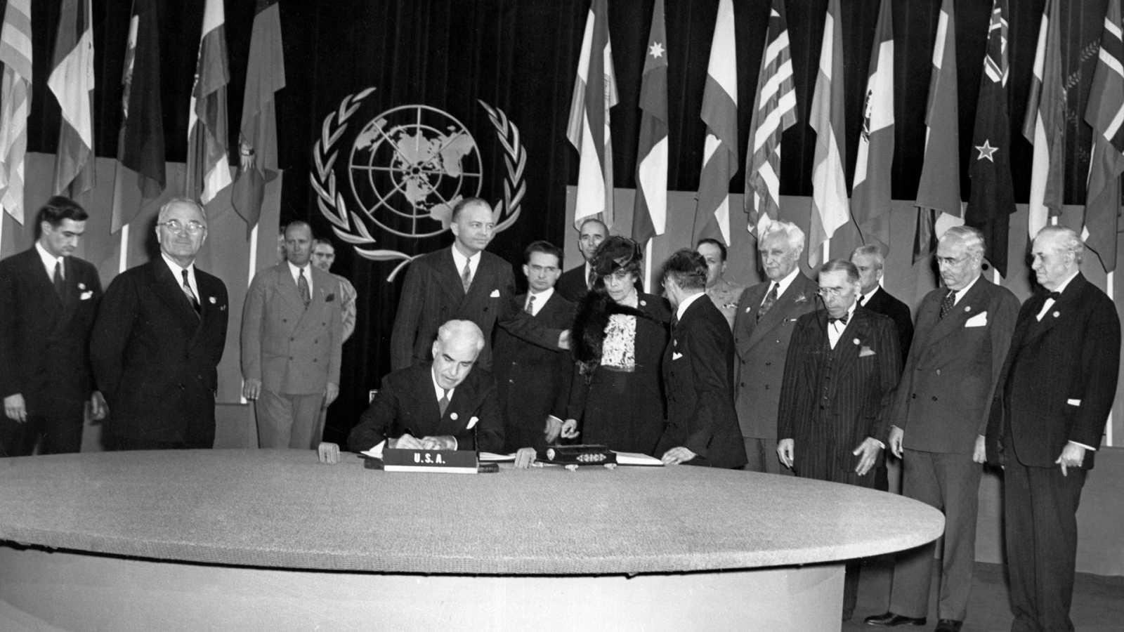 La ONU celebra su 75 aniversario con una cumbre marcada por la pandemia