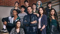 Este lunes se estena 'HIT', la nueva serie de RTVE que refleja el día a día en un instituo
