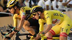Ciclismo - Tour de Francia 2020. Resumen 3ª semana