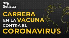 Así va la carrera mundial para la vacuna contra la COVID-19