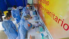 """Simón asegura que los test con antígenos pueden ser """"útiles"""" y """"facilitar el diagnóstico precoz"""""""