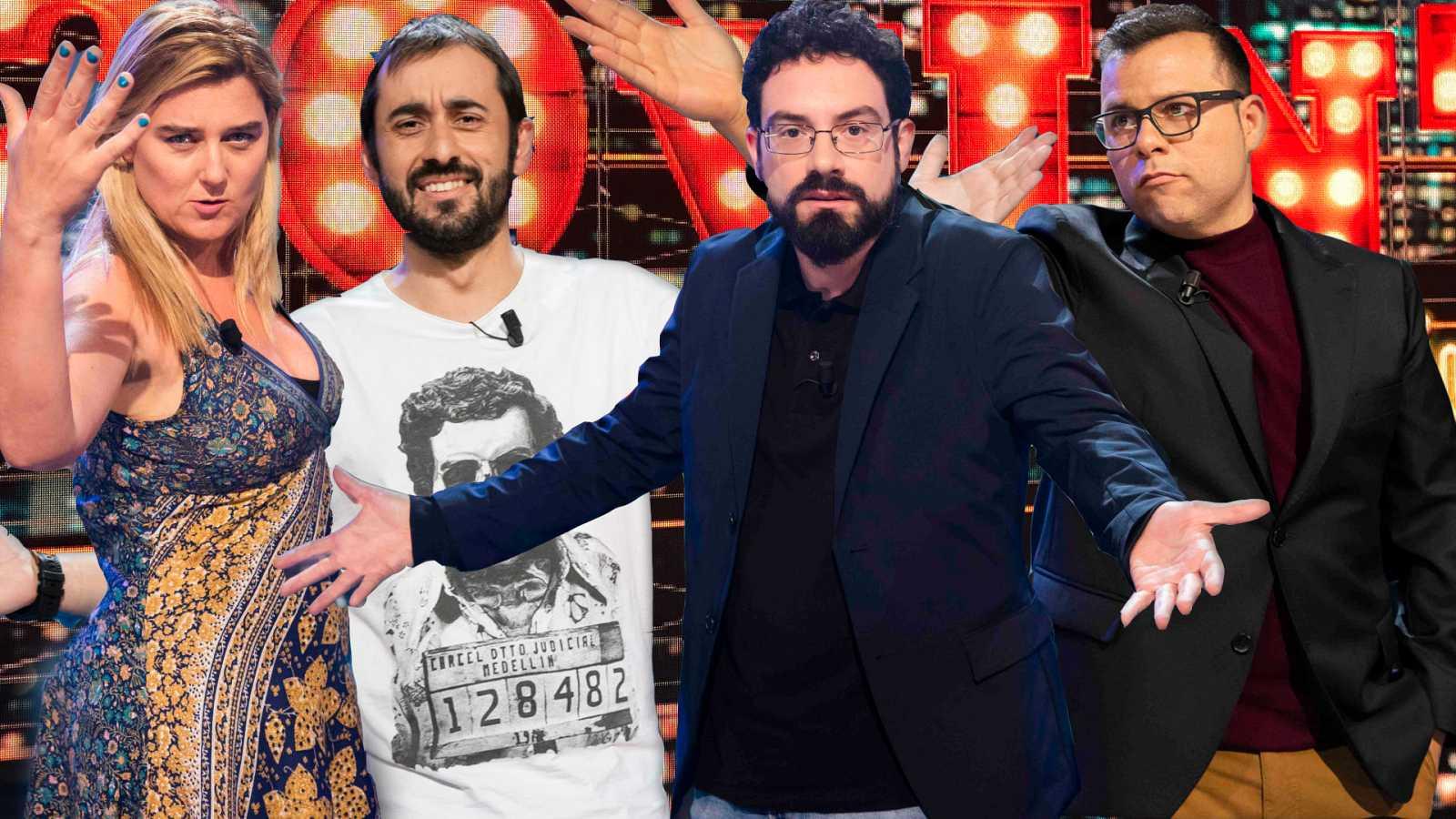 Toni Mata, Imma Sust, Javi Sancho, Carlo Padial