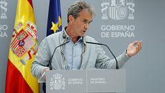 Especial informativo - Coronavirus. Comparecencia de Fernando Simón - 21/09/20