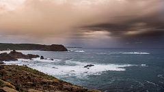Precipitaciones tormentosas en Galicia, Pirineo catalán y Mallorca