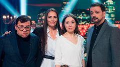 20vint | Juan Solo, Irene Minovas, Mònica Pérez, Toni Mata