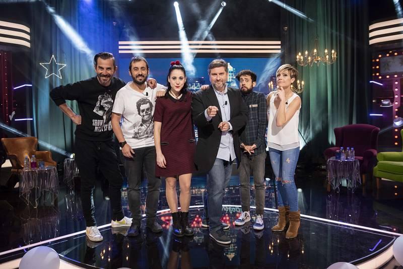 20vintoff | Santi Millán, Javi Sancho, Ana López, Toni Mata | RTVE Catalunya