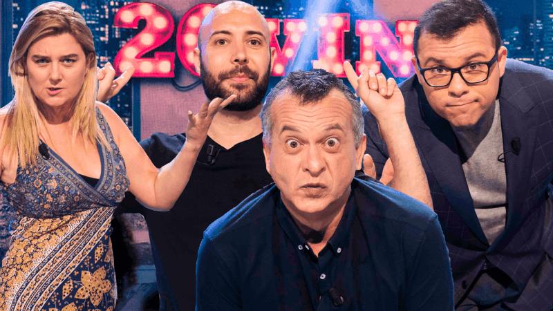 20vintoff | Andreu Casanova, Dani Pérez, Imma Susts, Toni Mata | RTVE Catalunya