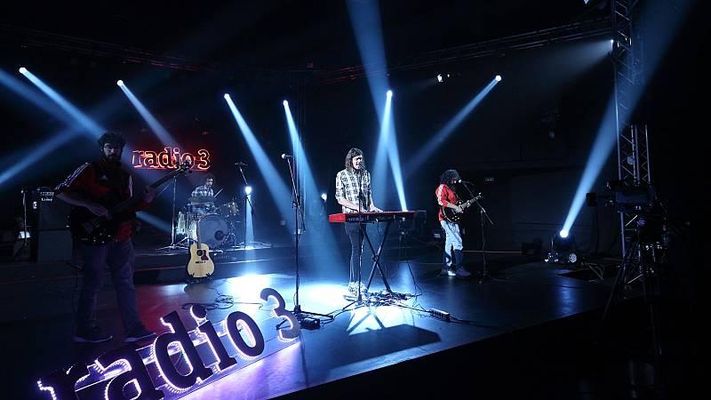 Los conciertos de Radio 3 - Los Estanques - ver ahora