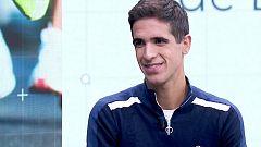 """Diego Méntrida: """"Mi rival iba delante, merecía más que yo entrar primero"""""""