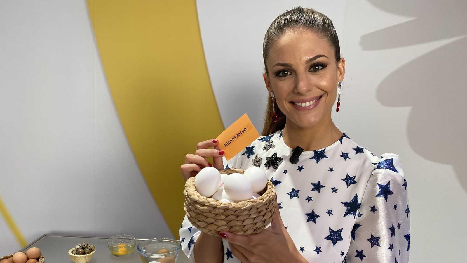 Marta Verona desmonta el mito de los huevos