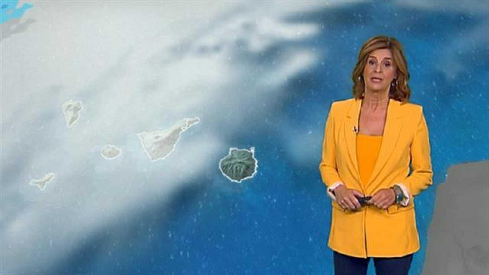El tiempo en Canarias - 22/09/2020