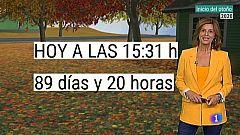 El tiempo de Extremadura - 22/09/2020