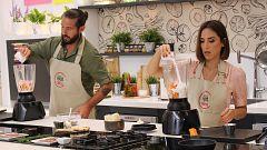 Cocina al punto con Peña y Tamara - papaya