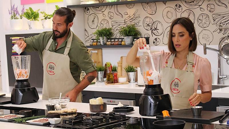 Cocina al punto con Peña y Tamara - papaya - ver ahora