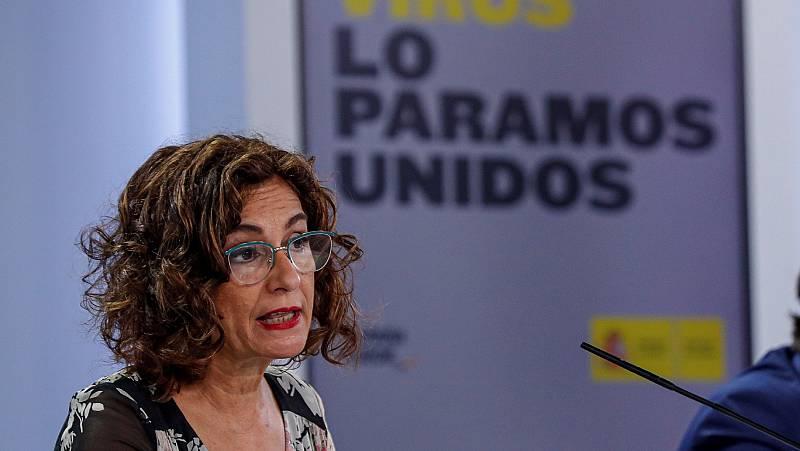 """Montero asegura que el PSOE no será """"convocante"""" de las movilizaciones contra las restricciones de Ayuso"""