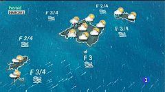 El temps a les Illes Balears - 22/09/20