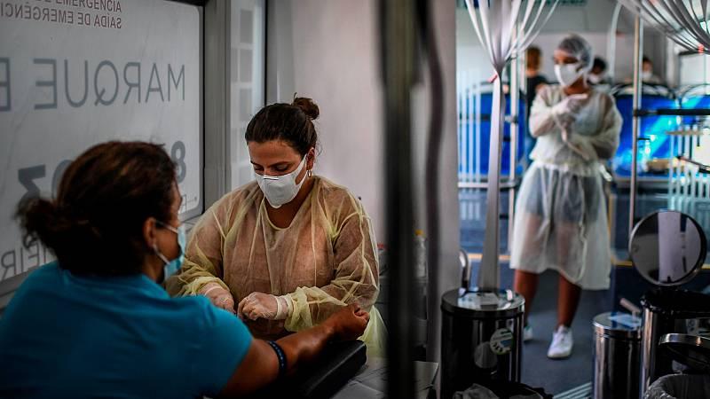 Portugal recomienda las mascarillas en zonas concurridas para frenar el repunte de contagios