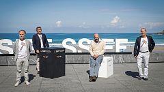 Antonio Méndez Esparza compite por la Concha de Oro con su tercer largometraje, 'Courtroom 3H'