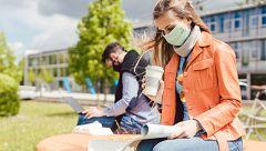 Controles de temperatura y aulas espejo: la Universidad se adapta a la pandemia