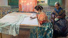 La exposición 'Sorolla. Femenino plural' recorre los estereotipos femeninos del pintor valenciano