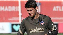 Morata ya está en Turín para ultimar su fichaje con la Juventus